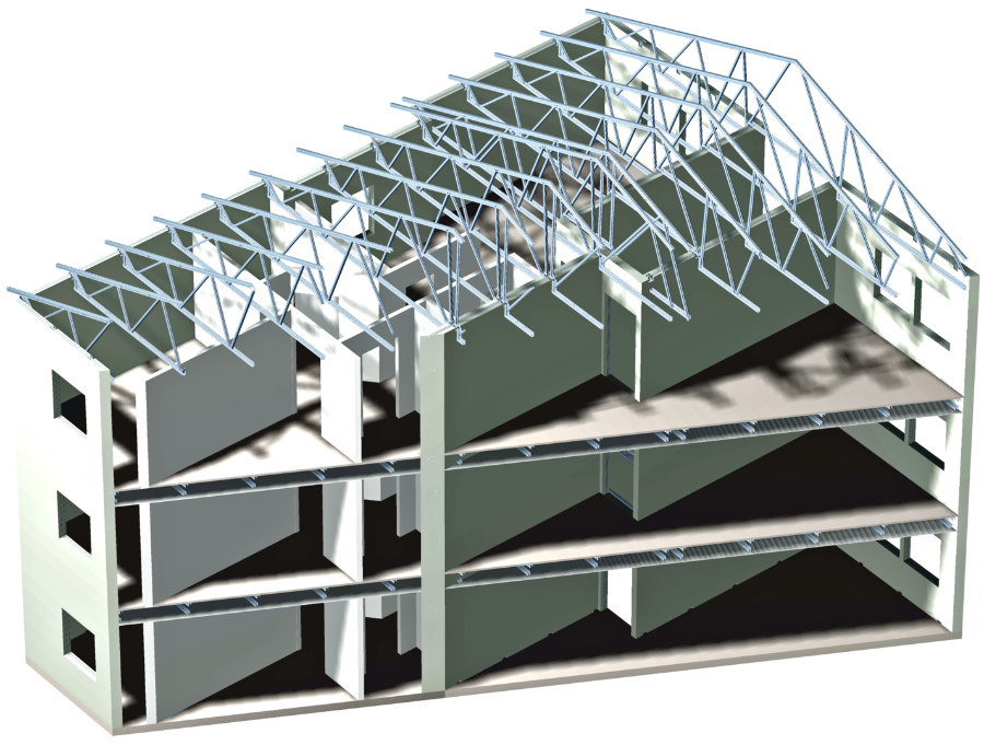 Concrete Technology Solution for Affordable Housing, Low-Cost Whole ...