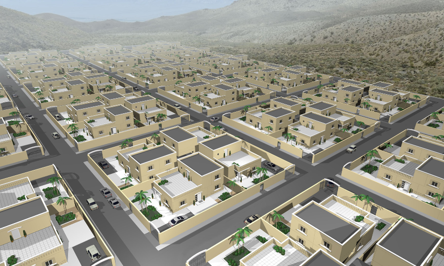 Concrete Technology Solution For Affordable Housing, Low-Cost