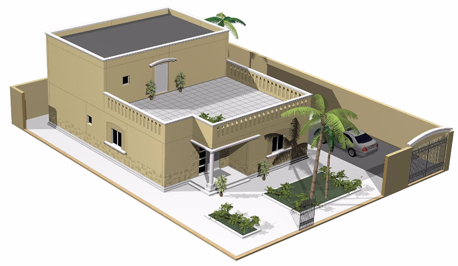 Concrete technology solution for affordable housing low for Precast concrete home plans
